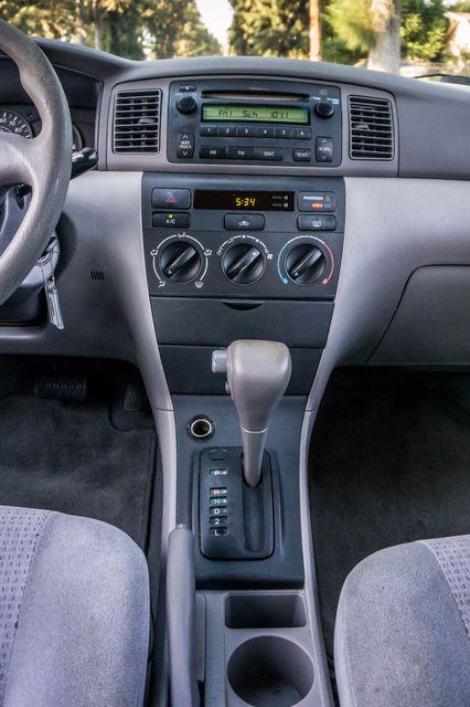 2005 Toyota Corolla CE Reseda, CA 19