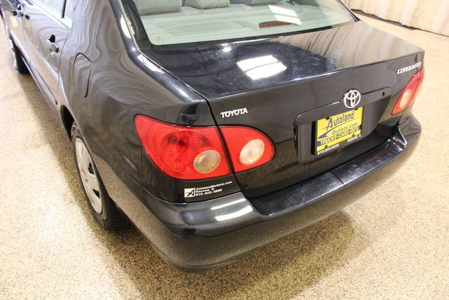 2005 Toyota Corolla LE Roscoe, Illinois 5