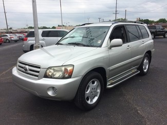 2005 Toyota Highlander Limited in Oklahoma City OK