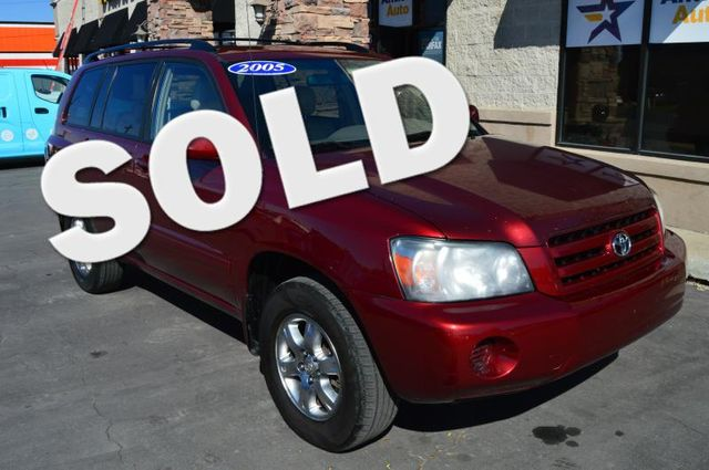 2005 Toyota Highlander Limited | Bountiful, UT | Antion Auto in Bountiful UT