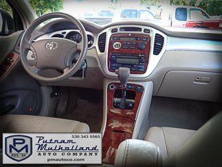 2005 Toyota Highlander Limited Chico, CA 12