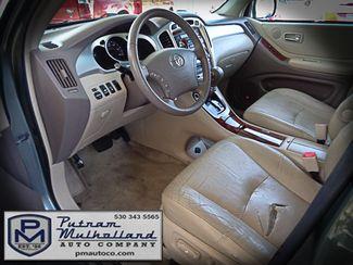 2005 Toyota Highlander Limited Chico, CA 8