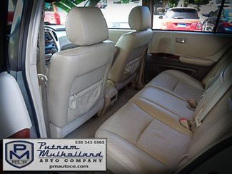 2005 Toyota Highlander Limited Chico, CA 9