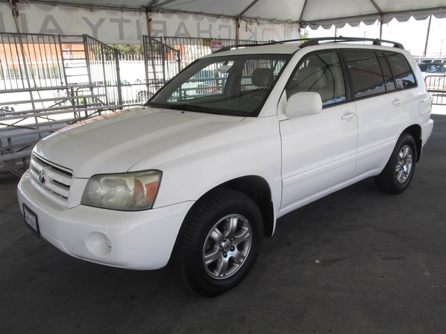 2005 Toyota Highlander Please call or e-mail to check availability All of our vehicles are avai