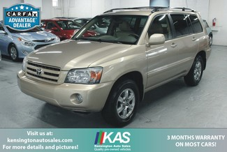 2005 Toyota Highlander V6 4WD Kensington, Maryland