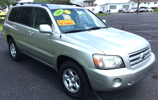 2005 Toyota-3 Owner! Auto! Highlander-27 MPG!  Base-BUY HERE PAY HERE!! Knoxville, Tennessee 2