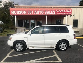 2005 Toyota Highlander in Myrtle Beach South Carolina