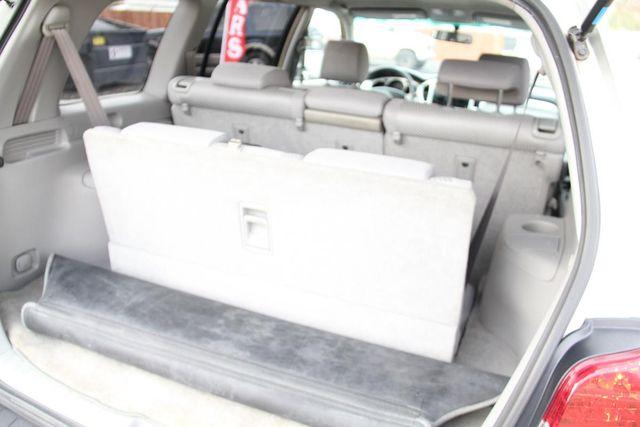 2005 Toyota Highlander 4WD W/ 3RD ROW Santa Clarita, CA 18