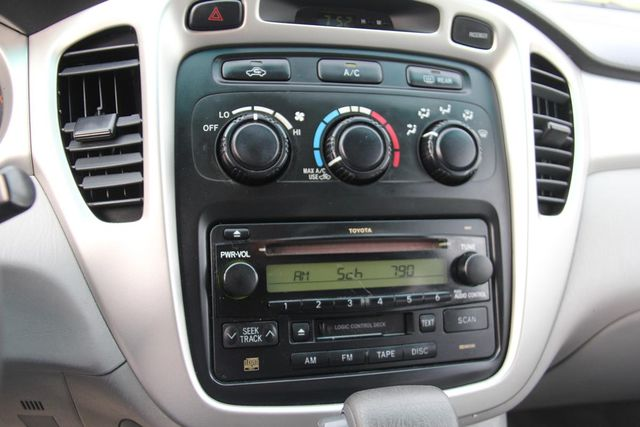 2005 Toyota Highlander 4WD W/ 3RD ROW Santa Clarita, CA 22