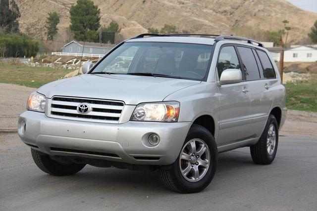 2005 Toyota Highlander 4WD W/ 3RD ROW Santa Clarita, CA 4