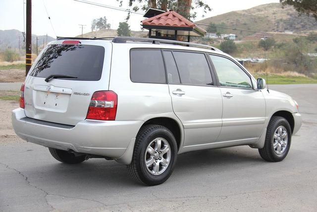 2005 Toyota Highlander 4WD W/ 3RD ROW Santa Clarita, CA 6