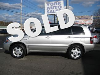 2005 Toyota Highlander Limited  city CT  York Auto Sales  in , CT