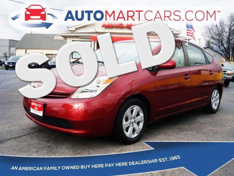 2005 Toyota Prius    Nashville, Tennessee   Auto Mart Used Cars Inc. in Nashville Tennessee