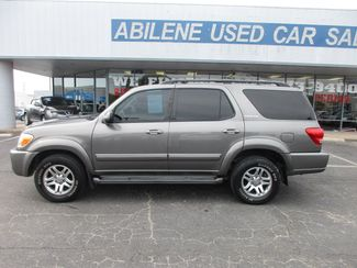 2005 Toyota Sequoia in Abilene, TX