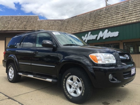 2005 Toyota Sequoia SR5 in Dickinson, ND