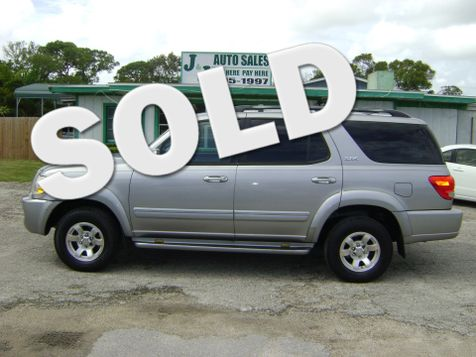 2005 Toyota Sequoia SR5 in Fort Pierce, FL