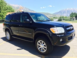 2005 Toyota Sequoia Limited LINDON, UT 4