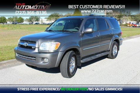 2005 Toyota Sequoia Limited in PINELLAS PARK, FL