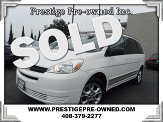 2005 Toyota Sienna LE  in Campbell CA