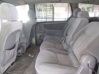 2005 Toyota Sienna LE Gardena, California 9
