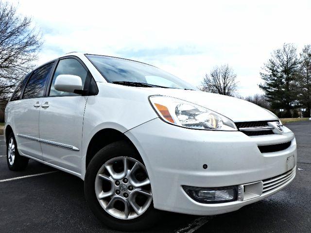 2005 Toyota Sienna XLE Leesburg, Virginia 1