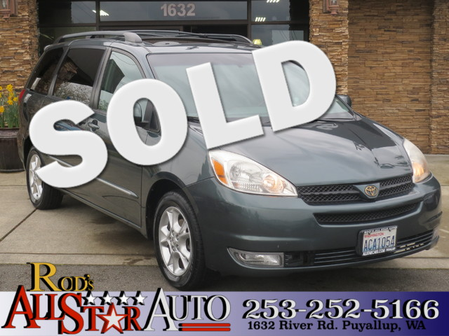 2005 Toyota Sienna XLE Take the stress out of car buying at Rods All Star Auto After 25 years of