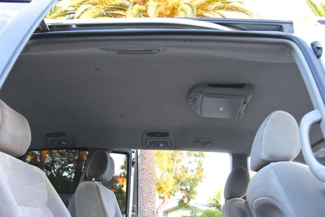 2005 Toyota Sienna LE Reseda, CA 20