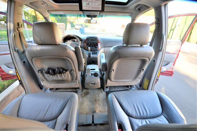 2005 Toyota Sienna XLE LTD Reseda, CA 36