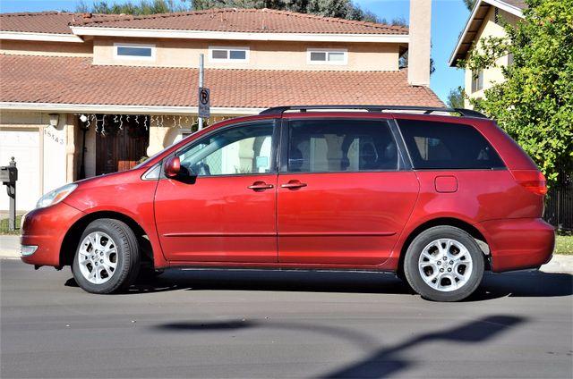 2005 Toyota Sienna XLE LTD Reseda, CA 2