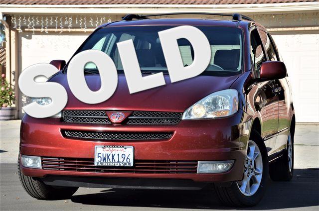 2005 Toyota Sienna XLE LTD Reseda, CA 0