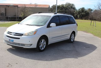 2005 Toyota Sienna XLE LTD San Antonio, Texas