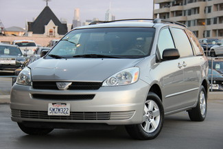2005 Toyota Sienna CE Studio City, California