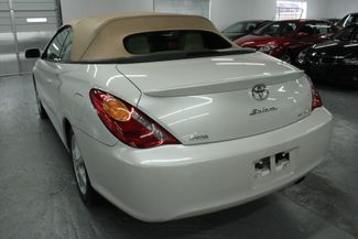 2005 Toyota Solara SLE V6 Convertible Kensington, Maryland 10