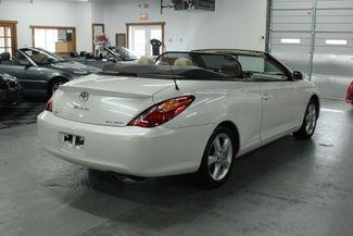 2005 Toyota Solara SLE V6 Convertible Kensington, Maryland 16