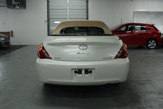 2005 Toyota Solara SLE V6 Convertible Kensington, Maryland 3