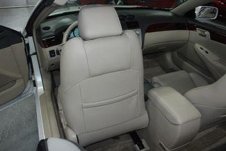 2005 Toyota Solara SLE V6 Convertible Kensington, Maryland 41
