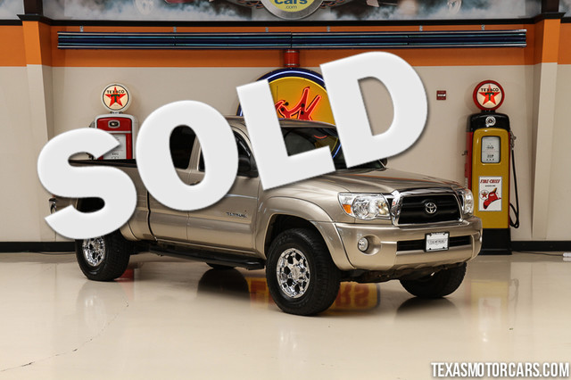 2005 Toyota Tacoma 4x4 Financing is available with rates as low as 29 wac Get pre-approved in