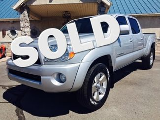 2005 Toyota Tacoma Double Cab Long Bed V6 Automatic 4WD LINDON, UT