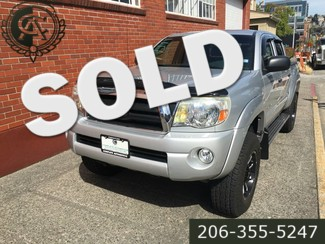 2005 Toyota Tacoma PreRunner 66,000 Original Miles 2 Owner Crew Cab TRD Off Road SR5 Packages Like New Seattle, Washington
