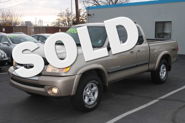 2005 Toyota Tundra SR5 47L V8 DOHC VVT-i 32V and Cloth My My My What a deal Wow What a sweet