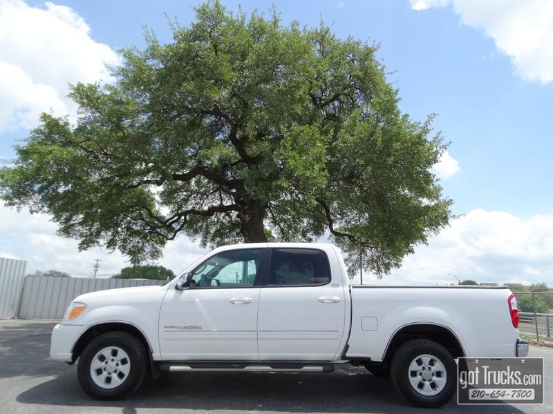 2005 Toyota Tundra Crew Cab SR5 4.7L V8 in San Antonio Texas