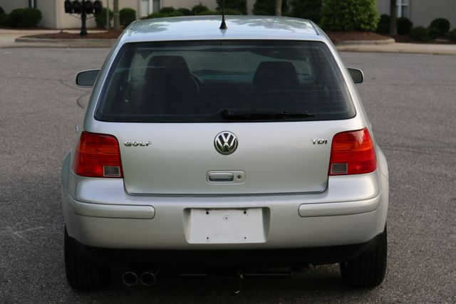 2005 Volkswagen Golf TDI GLS Mooresville, North Carolina 4