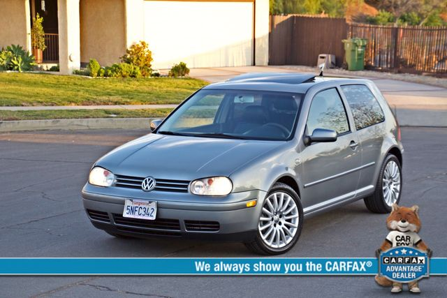 2005 Volkswagen GTI 1.8T HATCHBACK AUTOMATIC 1.8T NEW TIRES ALLOY WHLS SUNROOF LEATHER Woodland Hills, CA 0