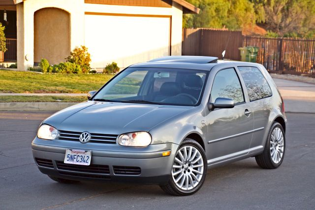 2005 Volkswagen GTI 1.8T HATCHBACK AUTOMATIC 1.8T NEW TIRES ALLOY WHLS SUNROOF LEATHER Woodland Hills, CA 1