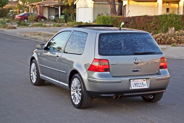 2005 Volkswagen GTI 1.8T HATCHBACK AUTOMATIC 1.8T NEW TIRES ALLOY WHLS SUNROOF LEATHER Woodland Hills, CA 4