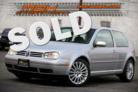 2005 Volkswagen GTI 1.8T - Auto - 2DR - Only 58K miles in Los Angeles
