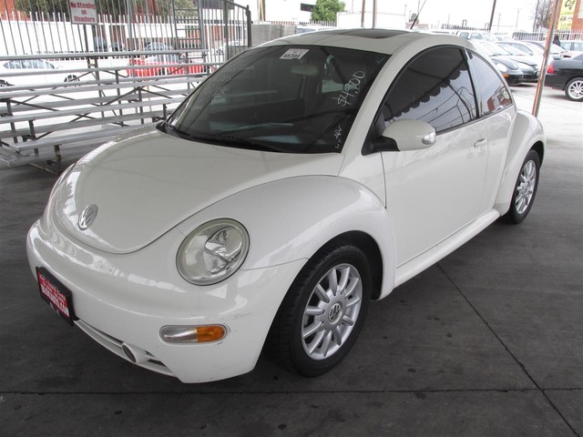2005 Volkswagen New Beetle GLS Please call or e-mail to check availability All of our vehicles