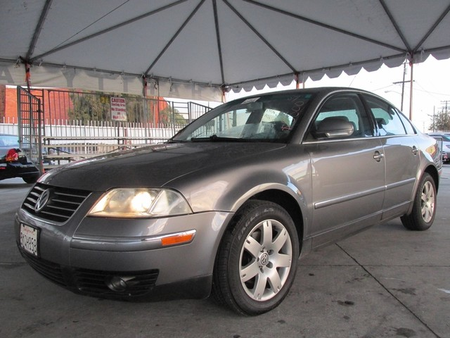 2005 Volkswagen Passat GLS Please call or e-mail to check availability All of our vehicles are a