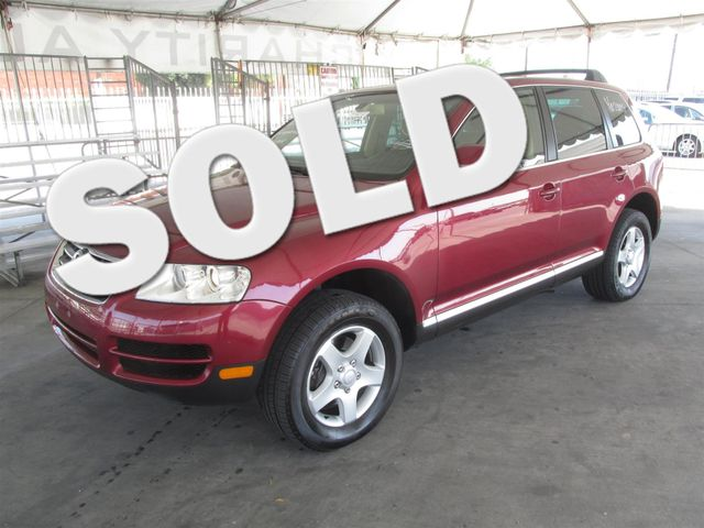 2005 Volkswagen Touareg Please call or e-mail to check availability All of our vehicles are ava