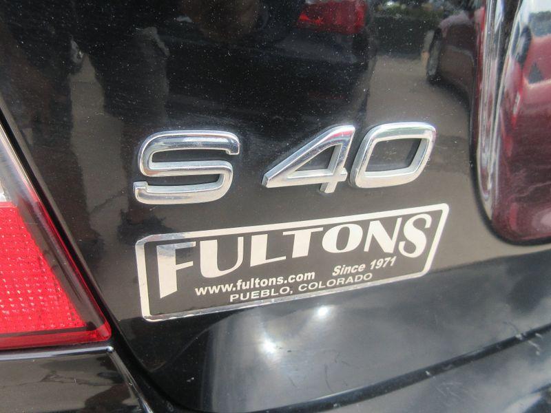 2005 Volvo S40 Turbo Sedan  Fultons Used Cars Inc  in , Colorado